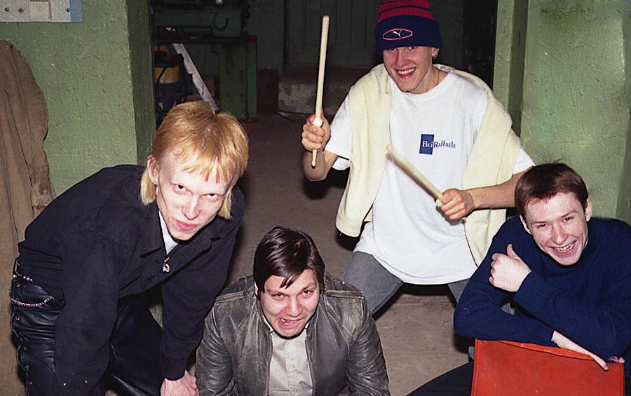 Gruppa_KAZEMAT_-_na_repeticii_(1999)